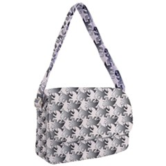 Seamless Tessellation Background Courier Bag