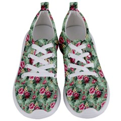 Floral Pattern Ornate Decorative Women s Lightweight Sports Shoes
