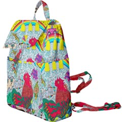 Supersonic Key West Gypsy Blast Buckle Everyday Backpack