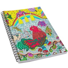 Supersonic Key West Gypsy Blast 5 5  X 8 5  Notebook