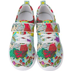 Supersonic Key West Gypsy Blast Men s Velcro Strap Shoes