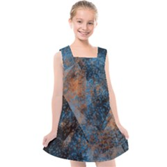 Rustictomorrow Kids  Cross Back Dress by designsbyamerianna