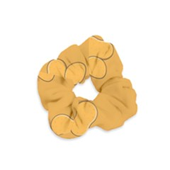 Fresh Potato Root Velvet Scrunchie
