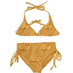 Fresh Potato Root Kids  Classic Bikini Set