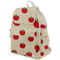 Fresh Tomato Top Flap Backpack