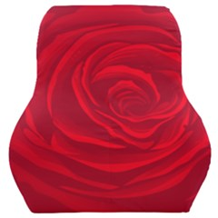 Roses Red Love Car Seat Back Cushion