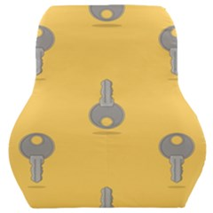 Key Car Seat Back Cushion
