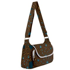 Fractal Abstract Multipack Bag by Bajindul