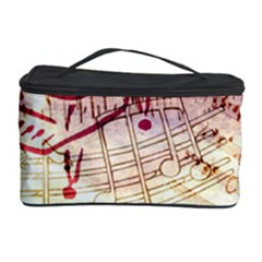 Scrapbooking Paper Music Cosmetic Storage by AnjaniArt