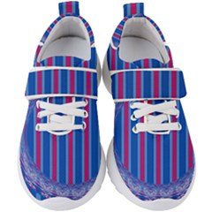 Digital Art Art Artwork Abstract Pattern Kids  Velcro Strap Shoes