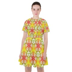 Background Abstract Pattern Texture Sailor Dress