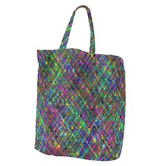 Pattern Artistically Giant Grocery Tote