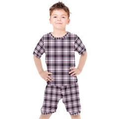 Wallpaper Illustrations Kids  Tee And Shorts Set by HermanTelo
