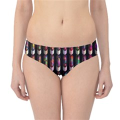 Texture Abstract Hipster Bikini Bottoms by HermanTelo