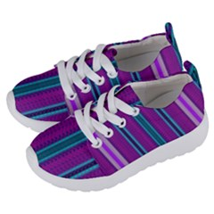 Fabric Pattern Color Structure Kids  Lightweight Sports Shoes by Bajindul