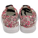 Floral Ethnic Pattern Women s Classic Low Top Sneakers View4