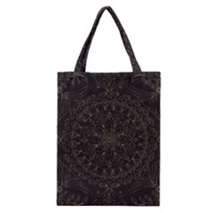 Floral Flowers Flourish Decorative Classic Tote Bag by Pakrebo