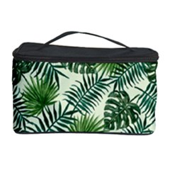 Leaves Tropical Wallpaper Foliage Cosmetic Storage