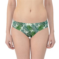 Leaves Tropical Wallpaper Foliage Hipster Bikini Bottoms