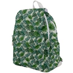 Leaves Tropical Wallpaper Foliage Top Flap Backpack