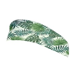 Leaves Tropical Wallpaper Foliage Stretchable Headband