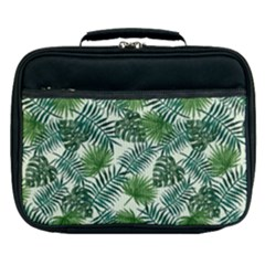 Leaves Tropical Wallpaper Foliage Lunch Bag
