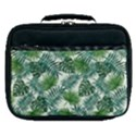 Leaves Tropical Wallpaper Foliage Lunch Bag View1