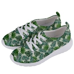 Leaves Tropical Wallpaper Foliage Women s Lightweight Sports Shoes
