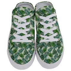 Leaves Tropical Wallpaper Foliage Half Slippers