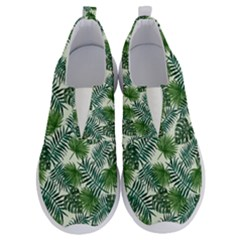 Leaves Tropical Wallpaper Foliage No Lace Lightweight Shoes