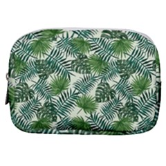 Leaves Tropical Wallpaper Foliage Make Up Pouch (Small)