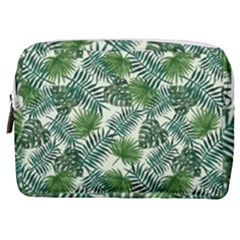 Leaves Tropical Wallpaper Foliage Make Up Pouch (Medium)