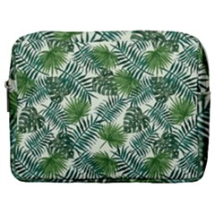 Leaves Tropical Wallpaper Foliage Make Up Pouch (Large)