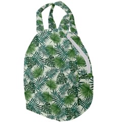 Leaves Tropical Wallpaper Foliage Travel Backpacks
