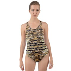 Ml C 4 9 Cut Out Back One Piece Swimsuit