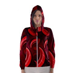 Cells All Over  Women s Hooded Windbreaker by shawnstestimony