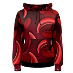 Cells All Over  Women s Pullover Hoodie by shawnstestimony