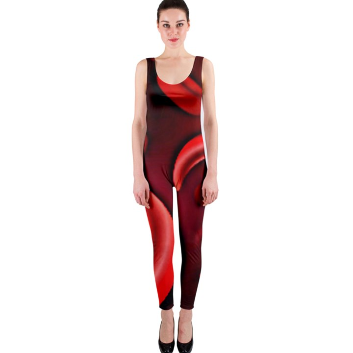 Cells All Over  One Piece Catsuit