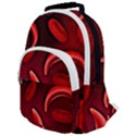 Cells All Over  Rounded Multi Pocket Backpack View1