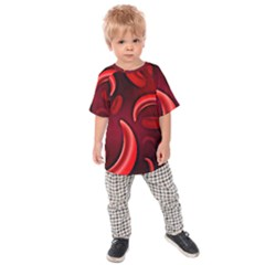 Cells All Over  Kids  Raglan Tee by shawnstestimony