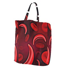 Cells All Over  Giant Grocery Tote by shawnstestimony