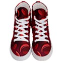 Cells All Over  Women s Hi-Top Skate Sneakers View1