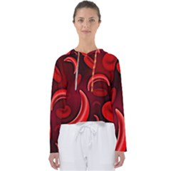 Cells All Over  Women s Slouchy Sweat