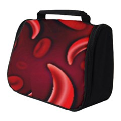 Cells All Over  Full Print Travel Pouch (small) by shawnstestimony