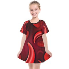 Cells All Over  Kids  Smock Dress by shawnstestimony