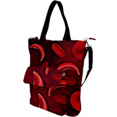 Cells All Over  Shoulder Tote Bag by shawnstestimony