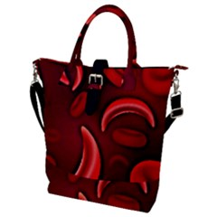 Cells All Over  Buckle Top Tote Bag by shawnstestimony