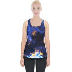 Universe Exploded Piece Up Tank Top by WensdaiAmbrose