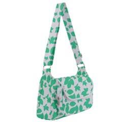 Botanical Motif Print Pattern Multipack Bag