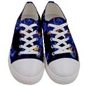 Universe Exploded Women s Low Top Canvas Sneakers View1